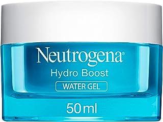 جل مائي منظف هيدرو بووست من نيوتروجينا، للبشرة العادية حتى المختلطة، سعة 50 مل