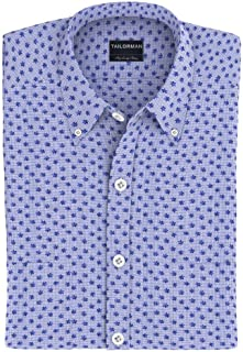 Tailorman Men's Checked Casual Shirt