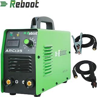 REBOOT SOLDADOR DE ARCO ARC135 DC 110V / 220V MMA Inversor Dual Voltios Stick Máquina de