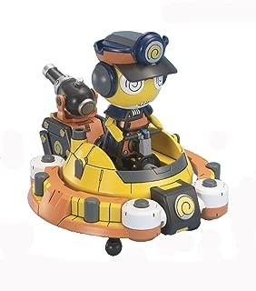1/12 Deep-sea King Kururu + Kuru Arm (Plastic model) by bandai