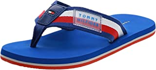 Tommy Hilfiger RUBBER BADGE BEACH SANDAL Men's Fashion Sandals