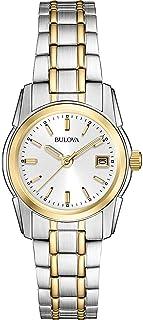 Bulova - Dress 98M105-Reloj de Pulsera para Mujer