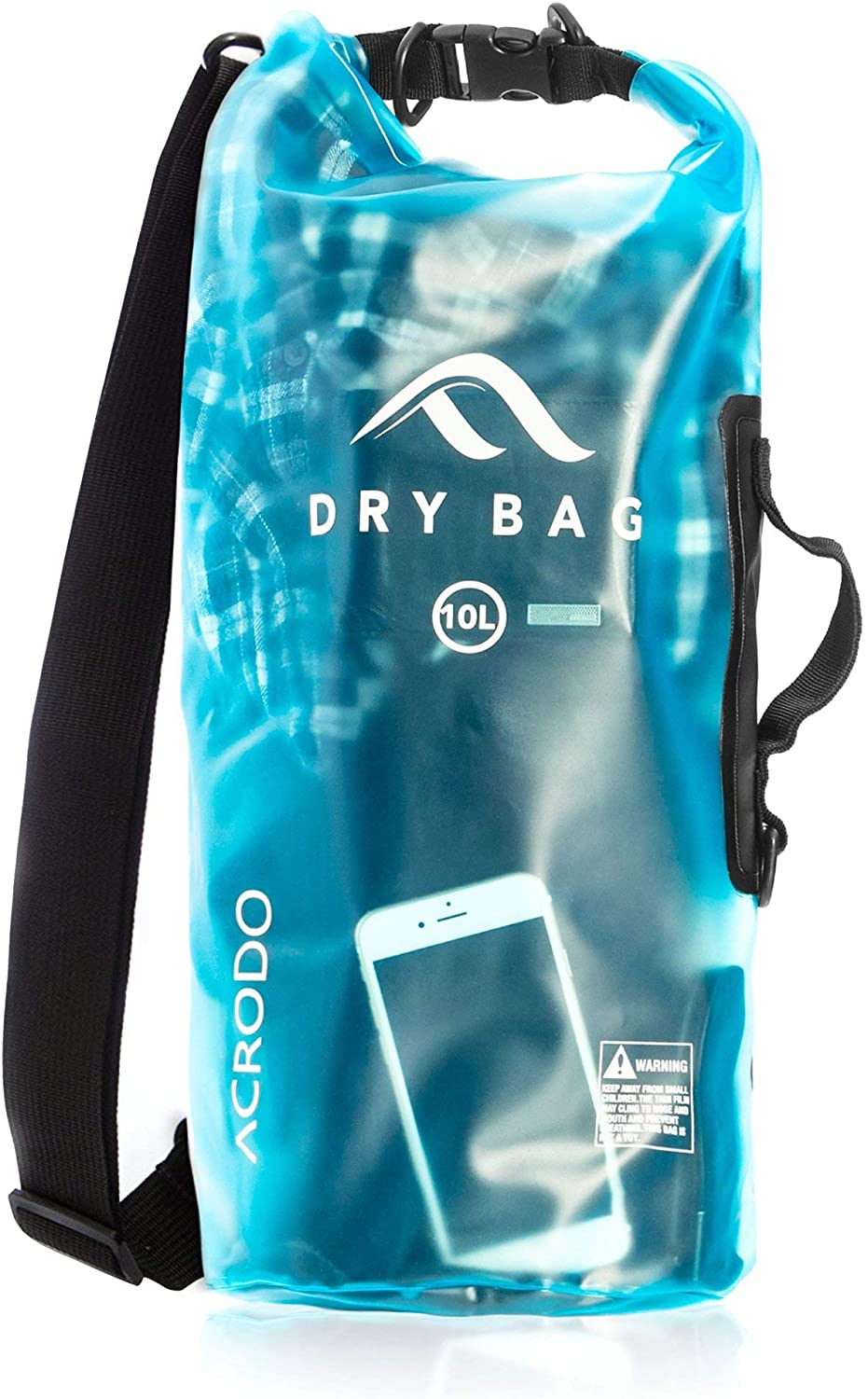 Acrodo Ranking TOP14 Waterproof Dry Bag - 10 Large special price !! Liter Sacks for 20 Floating