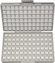 AideTek 1206 Size, 144 Values, 100pc/value 1% Sample Resistor Kit Distributed in Box-all Enclosure E96 Serial 0ohm to 1mohm Designer Kit