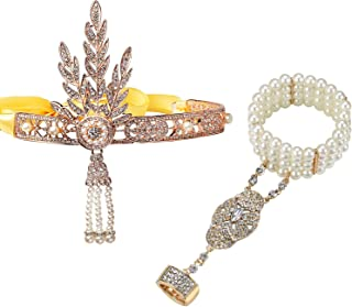 Best gatsby inspired jewelry Reviews