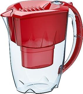 Aquaphor Maxfor B100-25 Carafe filtrante Améthyste Rouge cerise