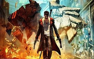 "Devil May Cry 5 Poster 13x20/"" 20x30/"" 24x36/"" 27x40/"" Video Game Art Silk Print"