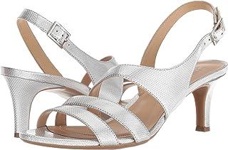 39a2bedbaf2 Amazon.com  Grey - Platforms   Wedges   Sandals  Clothing
