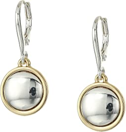 Leverback Drop Earrings