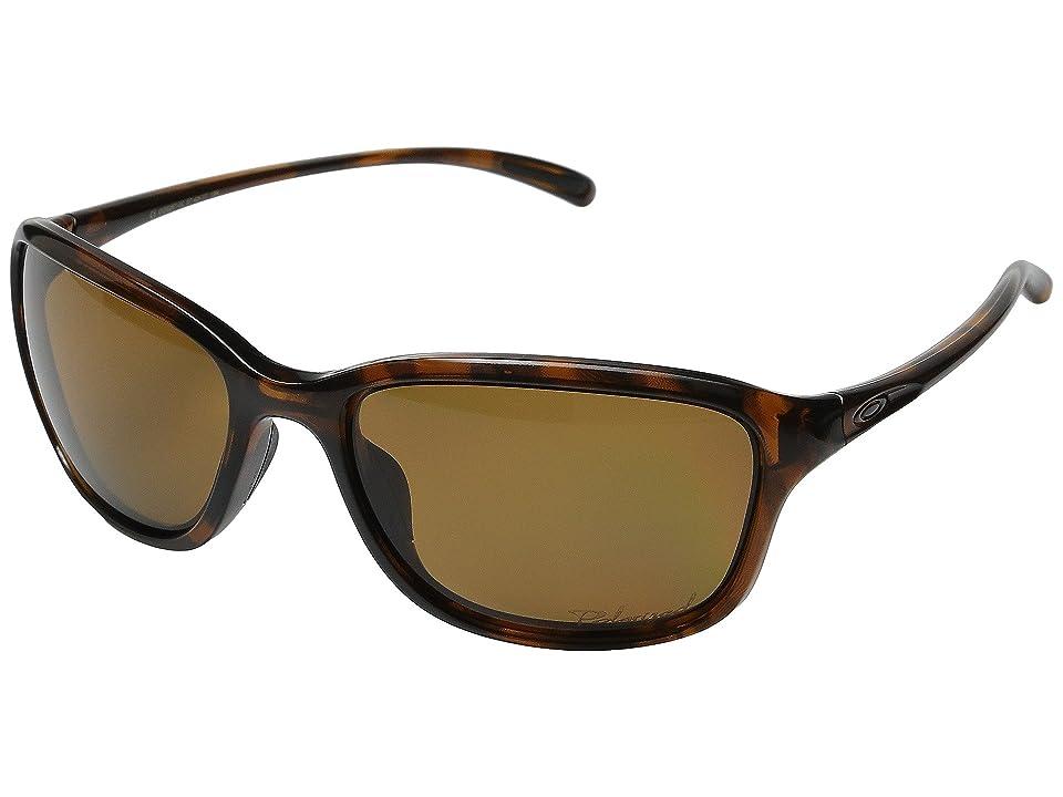 cb22420d9e8bc ... UPC 888392143259 product image for Oakley - She s Unstoppable (Tortoise Bronze  Polarized) Plastic ...