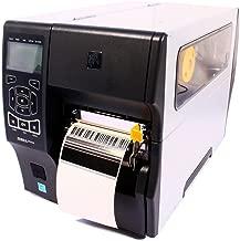 4.09 Print Width LCD 14 in//s Mono Ethernet Bluetooth Monochrome Desktop USB Zebra ZT410 Direct Thermal//Thermal Transfer Printer 300 dpi Label Print Serial Peel Facility