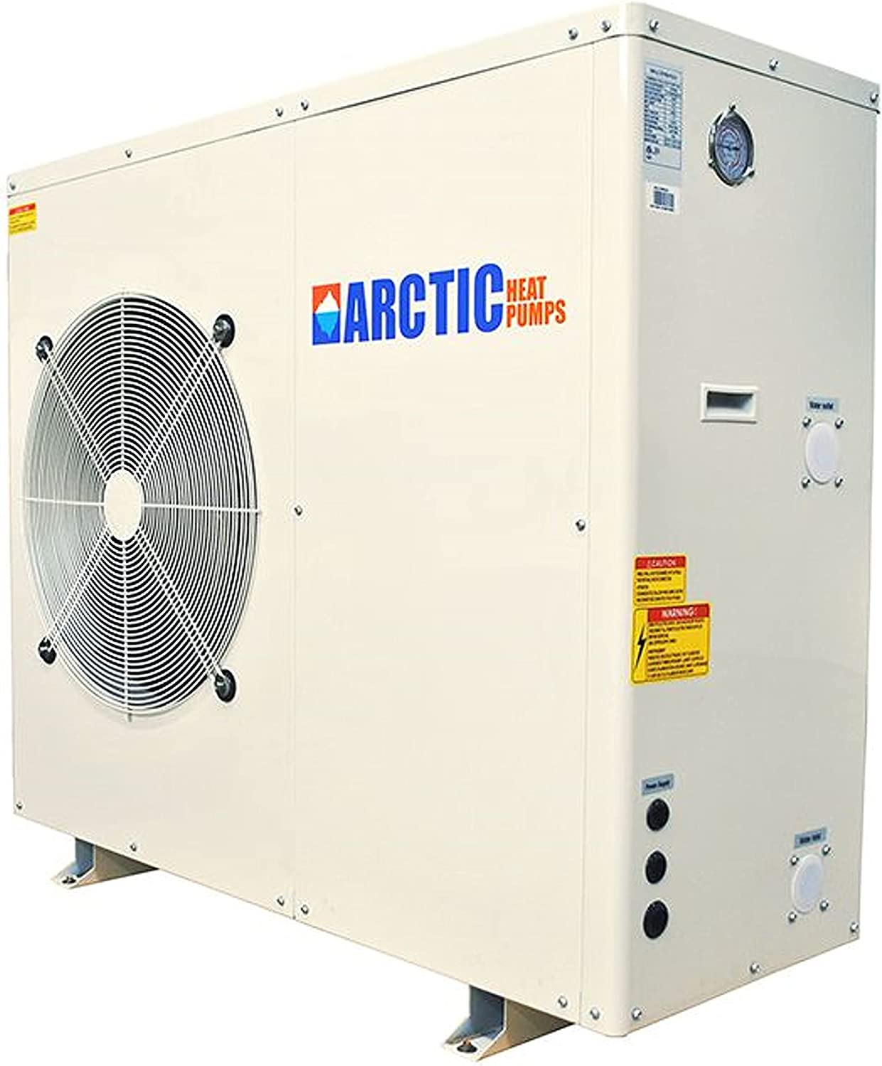 Shipping included Northern quality assurance Lights Group Arctic Titanium for Poo Heat Pump Swimming