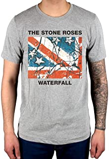 Official The Stone Roses Waterfall T-Shirt