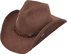 Stetson Roxbury Shapeable Leather Cowboy Western Hat