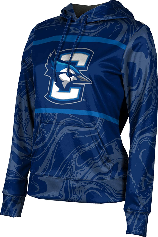 ProSphere Creighton University Girls' Pullover Hoodie, School Spirit Sweatshirt (Ripple)