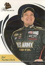 2004 Press Pass Premium NASCAR Racing #5 Joe Nemechek