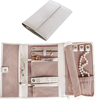 Vegan Travel Jewelry Case