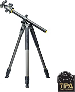 Vanguard Alta Pro 2+ 263AB 100 Aluminum Tripod with Alta BH-100 Ball Head and Multi-Angle Center Column for Sony, Nikon, Canon DSLR Cameras