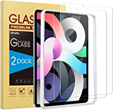 [2 Pack] Screen Protector Compatible with iPad Air 4 (10.9 inch, 2020) / iPad Pro 11 with..