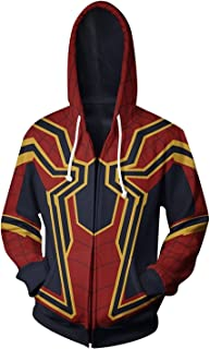 spider man infinity war jacket