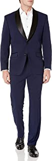 Men's Slim Fit Stretch Wrinkle-Resistant Tuxedo
