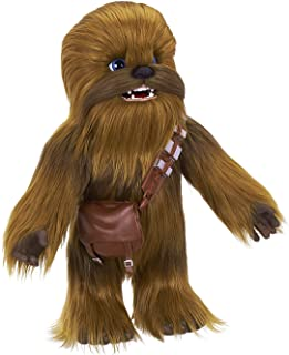 Sunvivi Ultimate Co-Pilot Chewie Interactive Plush Toy, Brought to Life by furReal, 100+ Sound-and-Motion Combinations, Ages 4 and Up