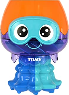 TOMY Bath Splash & Spin Jellyfish Toy