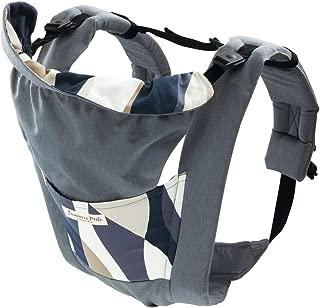 日本 Eightex 儿童背带 (适用年龄:0-3岁) 灰色花纹