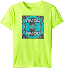 Under Armour Kids Lenticular Big Logo Short Sleeve (Little Kids/Big Kids)