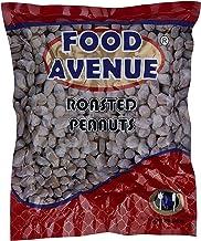 FOOD AVENUE Roasted Salted Peanuts Seeds (Bharuch Gujrat Special) Mungfali Dana Namkeen Vacuum Packing (500 GM)