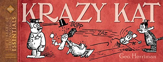 LOAC Essentials Presents King Features Volume 1: Krazy Kat 1934