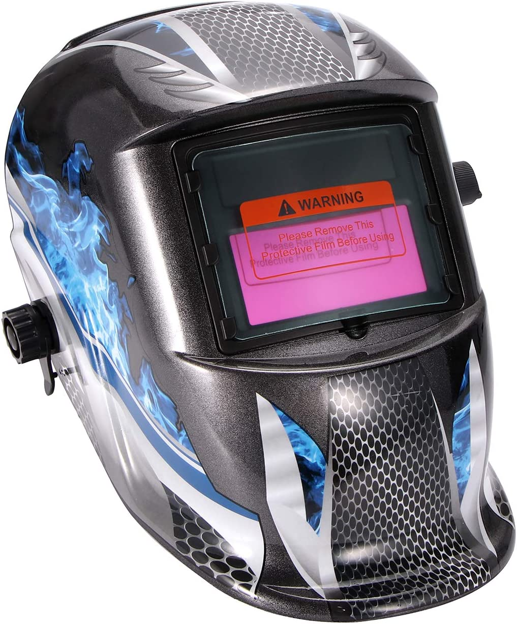 DEECOZY Welding Mask Large shop Viewing Automa Anti-UV Safety Year-end annual account Screen