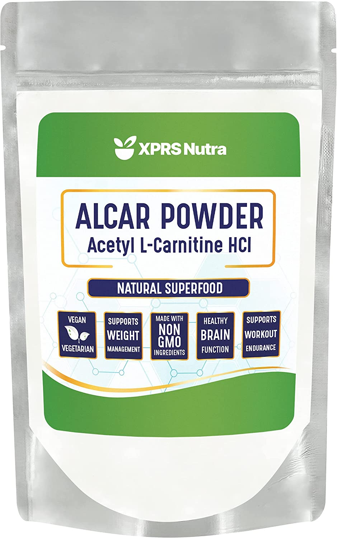 Chicago Mall XPRS Denver Mall Nutra Acetyl L-Carnitine Powder ALCAR -