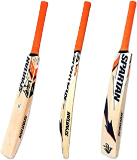 Spartan MS Dhoni Sher Kashmir Willow Size 4, Size 5, Size 6, and Size Short Handle
