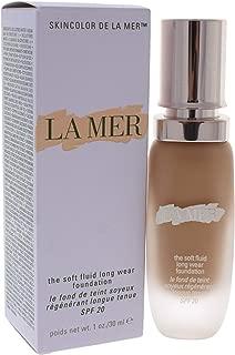 La Mer The Soft Fluid Long Wear Foundation Spf 20 - # 12 Natural By La Mer for Women - 1 Oz Foundation, 1 Oz