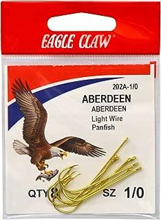 Wright & McGill Eagle Claw Light-Wire Aberdeen Jig Hook