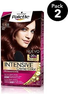 Palette Intense - Tono 3.68 Caoba - 2 uds - Coloración