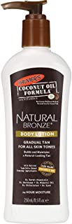 PALMER'S Coconut Oil Formula Natural Bronze Gradual Tanning Body Lotion, 250ml
