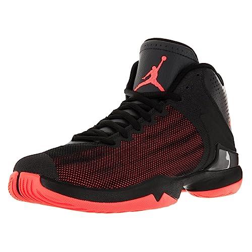 66445a9be42 Jordan Super.Fly 4 PO iv Men Basketball Shoes Black/Infrared 23/Anthracite
