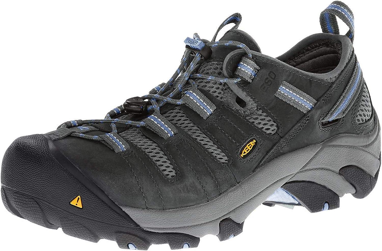 KEEN Utility Women's Atlanta Cool Low Steel Toe ESD Work Shoe