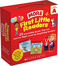 First Little Readers: More Guided Reading Level A Books (Parent Pack): 25 Irresistible Books That Are Just the Right Level...