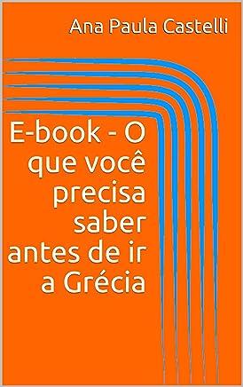 E-book - O que você precisa saber antes de ir a Grécia