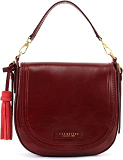 Shoulder Bag The Bridge Pearl District 23,5 x 21 x 9 cm - Red