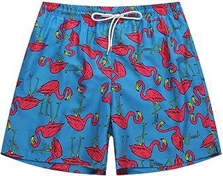 FAFNIR Men Swim Trunk Shorts Mesh Lining Boardshorts