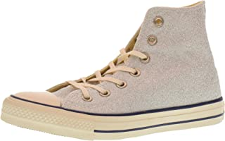 CONVERSE ALL STAR CT LUX MID ARGENTO 555152C 41, ARGENTO