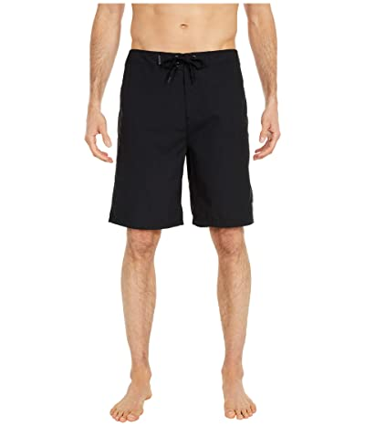 Hurley One Only 2.0 21 Boardshorts (Black/Volt) Men