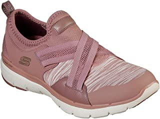 Skechers Women's Flex Appeal 3.0 Slip On Trainers