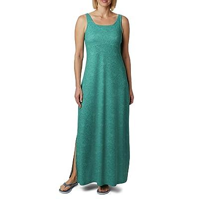 Columbia Freezertm Maxi Dress (Waterfall Seaside Swirls) Women