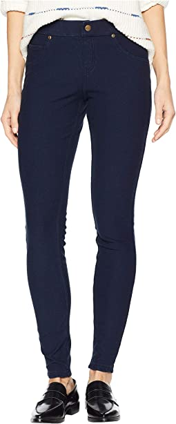Fleece Lined Denim Leggings