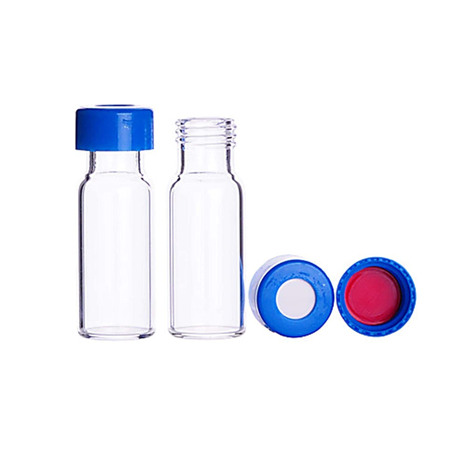 Microliter 2021 autumn and winter new 09-1030RT-A Clear Vial Assembled Great interest AlumiTin Kit an with
